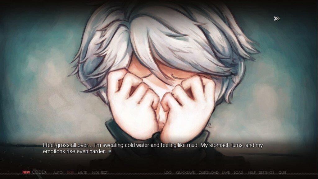 Visual Novels teilen sich nicht nur die Dialog-Bäume mit klassischen Adventures.